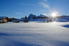 seiser alm winterlandschaft smg Frieder Blickle