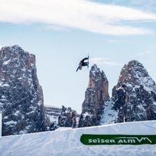 Foto: © Snowpark Seiser Alm