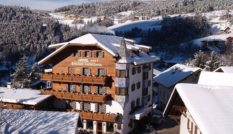 Hotel genziana siusi allo sciliar castelrotto hotel 3s stelle alpe di siusi dolomiti - Hotel alpe di siusi con piscina ...